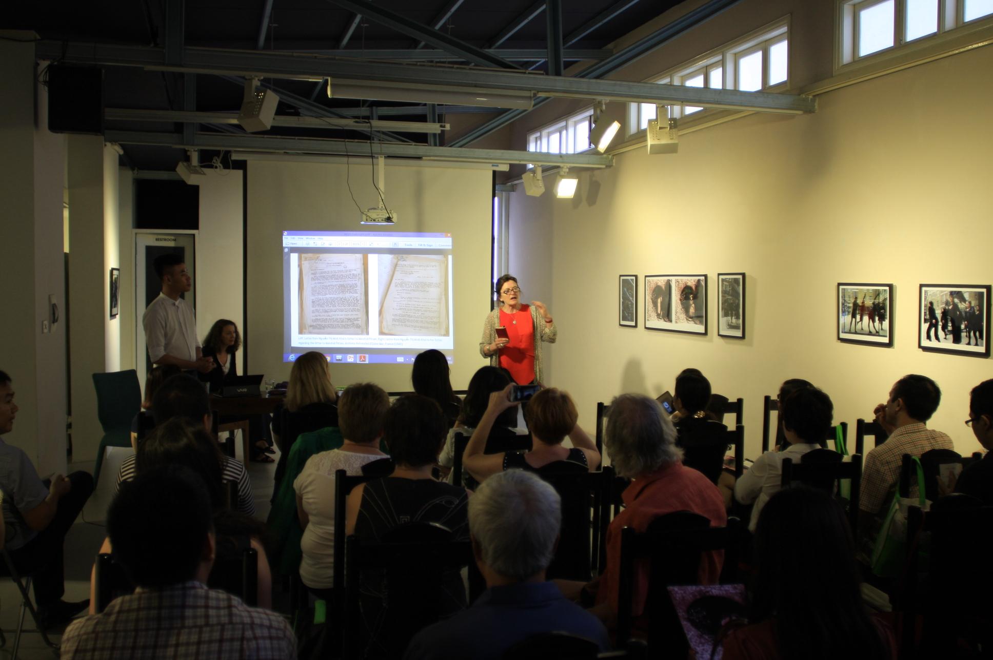 women's Museum seminar Hanoi 5